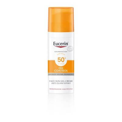 Eucerin Sun Gel-creme Oil Contr.Anti-Gl.