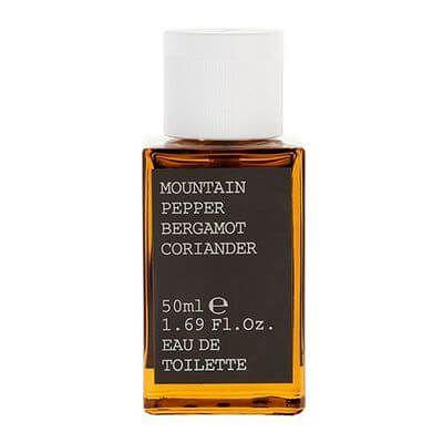Eau de Toilette Mountain Pepper Bergamot Coriander für Herren